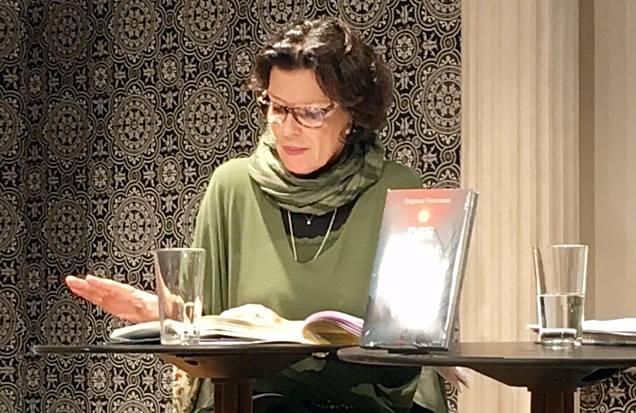 Dagmar Formann, Buchpräsentation Thalia