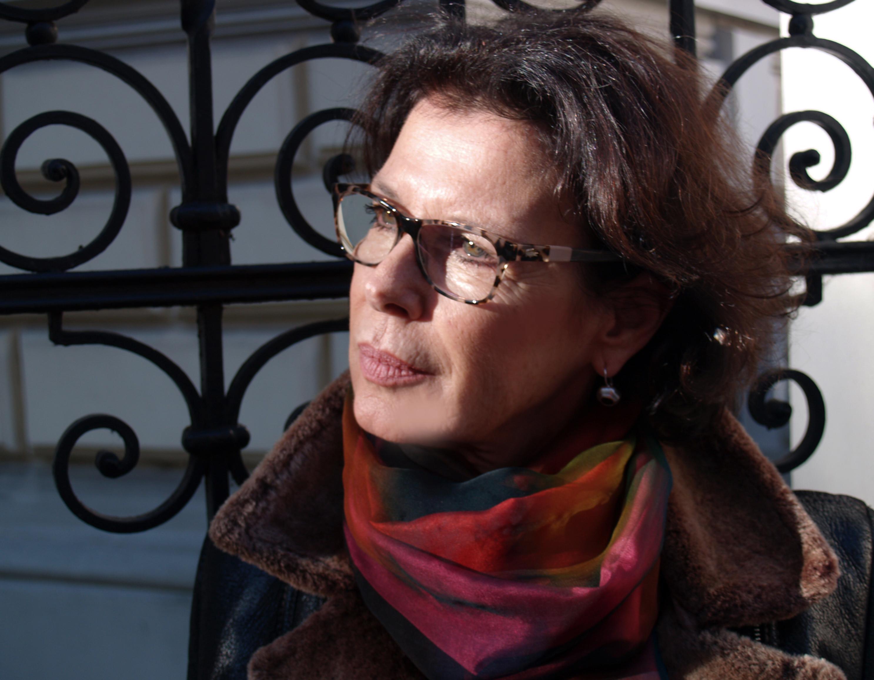 Dagmar Formann, Autorin des Romans Der Siebenschläfe